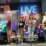 School of Rock Funk and R&B group performance of Car Wash