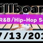 Billboard Top 50 Hot R&B/Hip-Hop/Rap Songs (July 13, 2019)