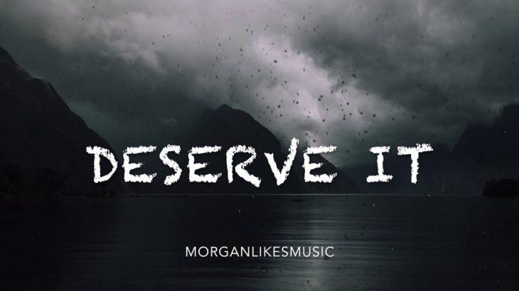 """""""Deserve It""""  R&B Guitar Beat"""