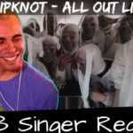 R&B Head Reacts to Slipknot – All Out Life