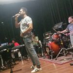 Rehearsal with Sreeram Bollywood Singer for his Concert in toronto with R&B United Band(4)