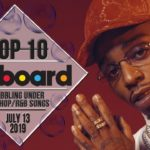 Top 10 • US Bubbling Under Hip-Hop/R&B Songs • July 13, 2019 | Billboard-Charts