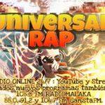 Universal RAP Radio 24/7 Hip Hop Live Rap Funk R&B Trap R&Bass Crunk Hardcore Underground Español