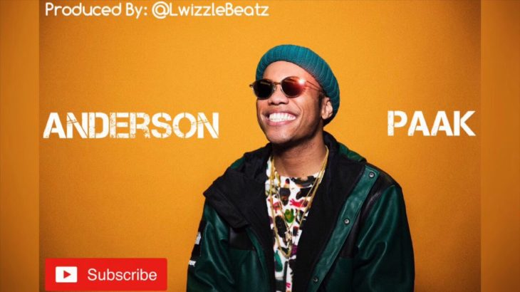 Anderson Paak Hiphop R&B Type Beat 2019 – I Can Getcha