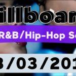 Billboard Top 50 Hot R&B/Hip-Hop/Rap Songs (August 3, 2019)