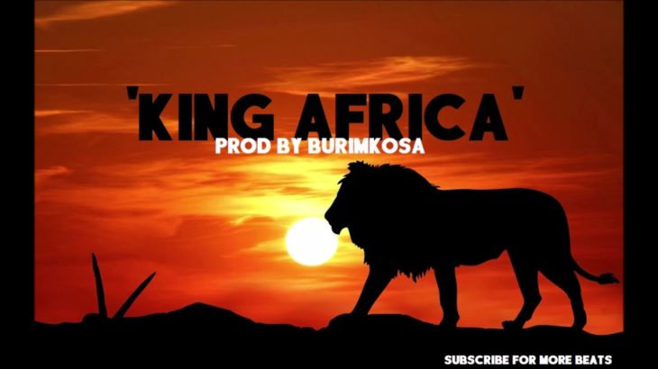 HOT* Instrumental | ' King Africa '  Amazing Afro Beat R&B African Dance Vibes Type Beat 2019