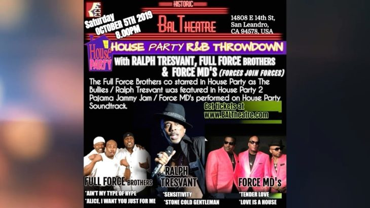 The House Party R&B Throwdown (House Party Facts)
