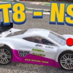 Trailer GT8 NSC – Mugen MGT7 – Moteur R&B ielasi tuned – Spektrum – Futaba – Savox