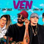 Ven (R&B,TRAP version) – Angelo P  -FT: Sam Sage x Markez x Chryz Jay.