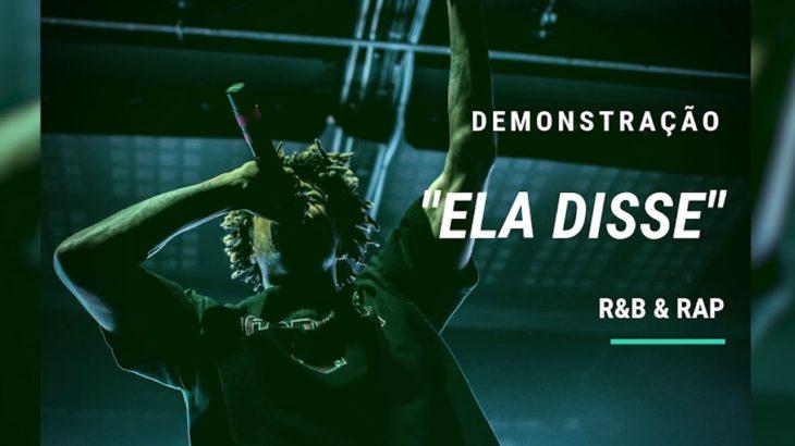 "Beat de R&B/Rnb/Rap – Demo ""Ela Disse"" – Shut! Music"