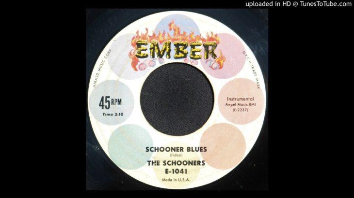 The Schooners – Schooner Blues – 1958 Blues/ R&B Instrumental