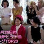 2019年9月29日付K-POP最新ヒット曲ランキングTOP20
