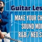 Kerry 2 Smooth – How to Make Chords Sound More R&B/Neo Soul