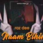 Naam Bihin (Untitled) | Raz Dee x Emiliano Secchi | Official Audio | Bangla R&B