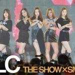CLCが最新曲「Devil」を披露!「THE SHOW×SMUF」の模様をお届け!