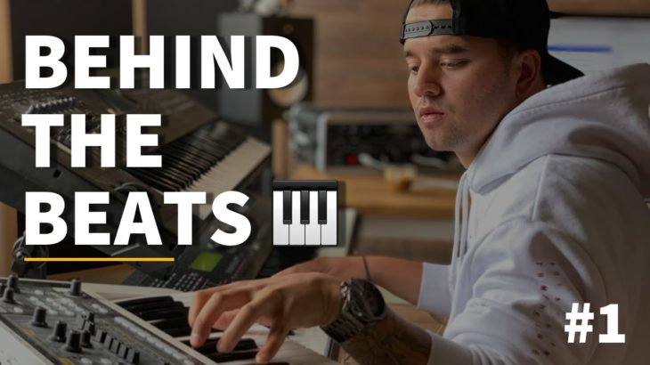 Behind The Beats Ep.1 – Robin Wesley Making R&B Beats in the studio for 2020