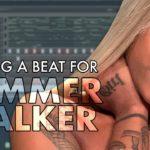 How I made a Summer Walker Type Beat in FL Studio | R&B Beat Tutorial