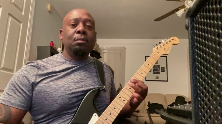 R&B Guitar Voicing by Terence Young