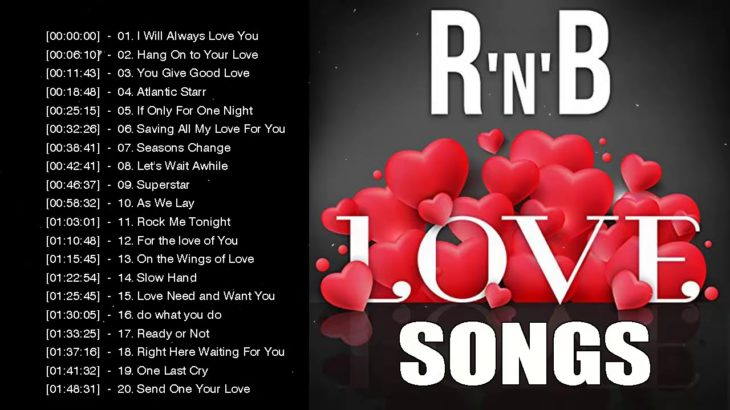 R&B Love Songs Greatest Hits Full Album – R&B Love Songs Top Hits Playlist