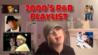 2000'S R&B PLAYLIST 😩❤️ (NEW INTRO !!!)