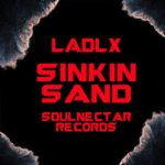 LADLX – Sinking Sand – Experimental Electronic Hip Hop and R&B Beat With Chopped N Screwed Vocals