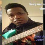 Morning practice R&B guitar chords: Cmaj Amin7 (b13) 7 D#dim (b6) Emin7…