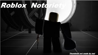 Roblox | Notoriety | R&B Bank | STEALTH | NIGHTMARE