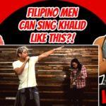 🇵🇭FILIPINO MEN CAN SING KHALID LIKE THIS?! Jay R R&B Cover | Talk by Khalid *REACTION*