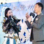 R&B女神吳卓源訪問@《天堂 M》新職業「神聖劍士」記者會|4Gamers