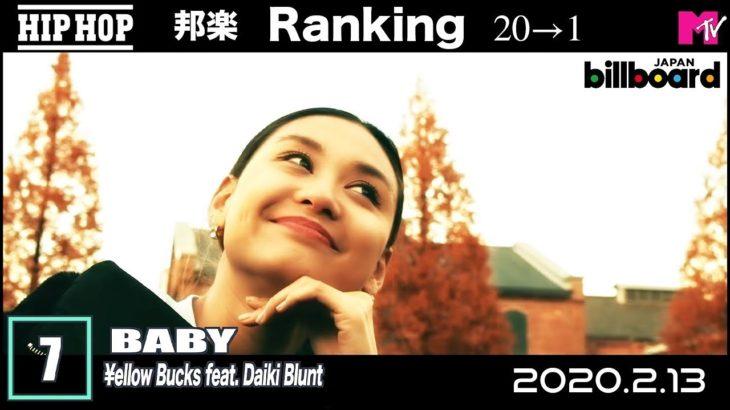 最新 日本語ラップ ヒップホップ ランキング TOP20 邦楽 ヒットチャート 人気曲 2020 Hiphop Rap Ranking