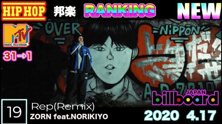 最新 日本語ラップ・ヒップホップ ランキング TOP 31 邦楽 人気曲 ヒットチャート 2020 Japanese Hiphop Ranking