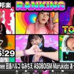 最新 日本語ラップ・ヒップホップ ランキング TOP 30 2020 7月 邦楽 人気曲 ヒットチャート Hiphop Ranking