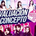 Produce 48 Ep 9 Español Evaluación de Concepto / Ashti Dulce / JPOP